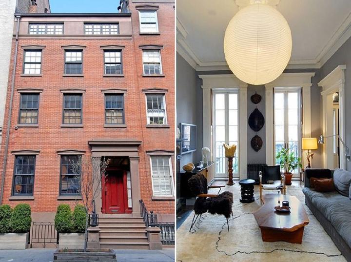 Mansiones de famosos casas de artistas y famosos fotos e im genes de las mansiones de famosos - Casas en nueva york ...