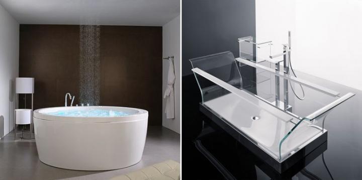 Bañeras y decoración de baños. selección de bañeras y duchas para ...