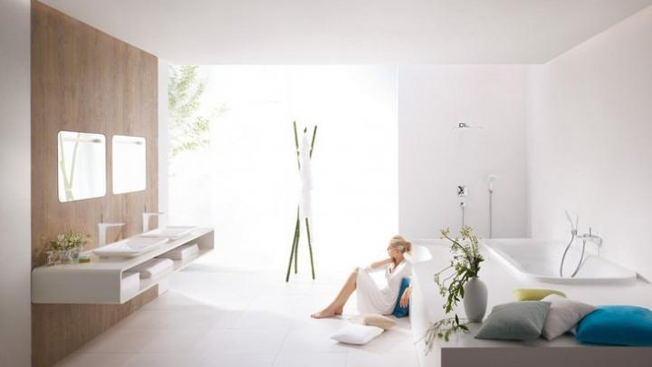 Cuarto de baño PuraVida de Hansgrohe