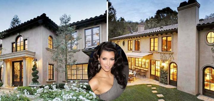 La nueva mansi n de kim kardashian decoraci n del hogar for Casa clasica japonesa