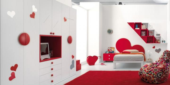Catálogo 2012 de habitaciones juveniles de Tumidei