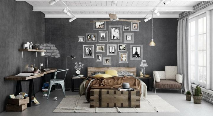 Claves para crear una decoración industrial