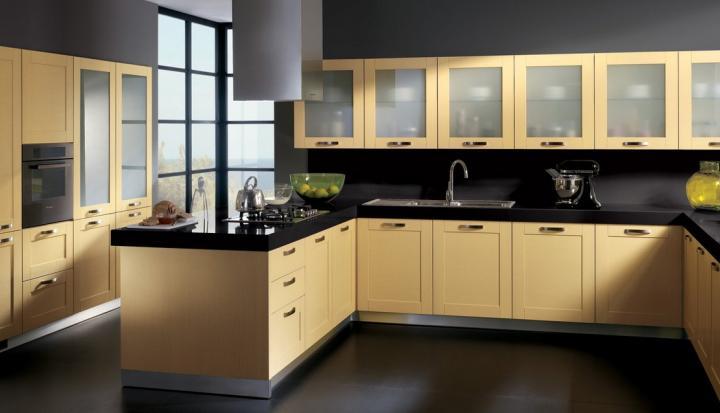 Cocinas modernas llenas de colorido scavolini ii for Muebles de cocina modulares