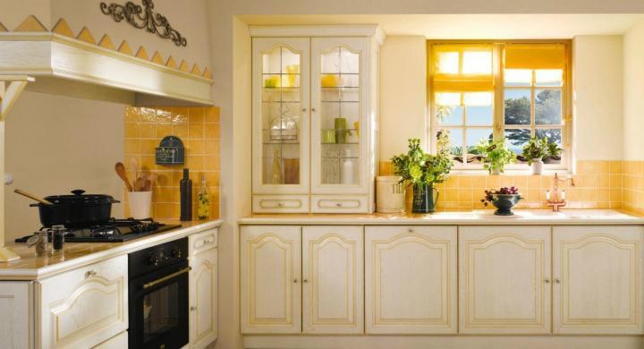 Cocinas r sticas de conforama decoraci n del hogar for Decoracion inglesa clasica