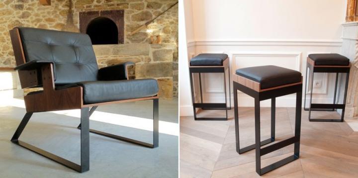 Muebles de estilo cl sico de alexander de rouvray for Muebles zapateros bauhaus