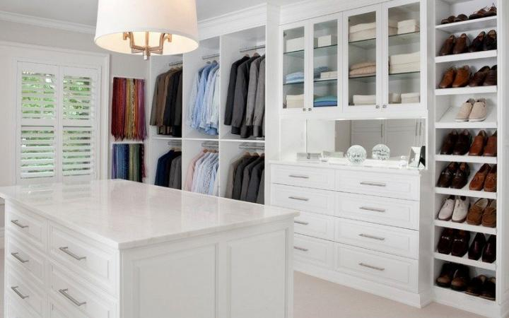 Ideas para dise ar un vestidor en tu hogar decoraci n del - Ideas para decorar armarios ...