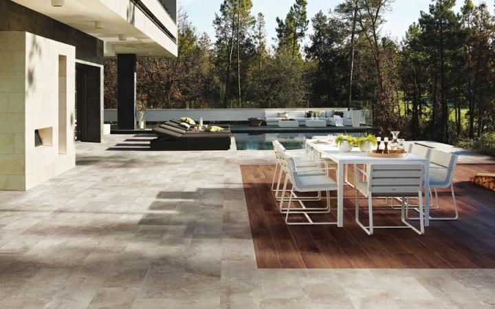Cómo decorar la terraza con minerales