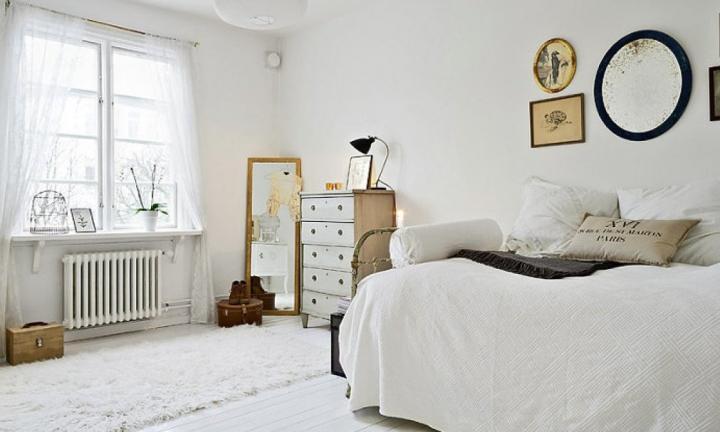 Decoraci n de habitaciones ideas para decorar todo tipo - Como amueblar una habitacion pequena ...