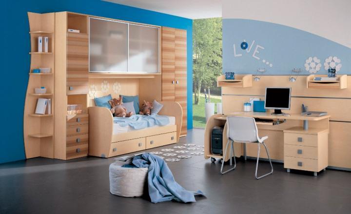 Complementos para una habitación infantil