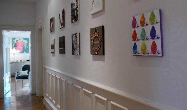 Consejos para sacar el m ximo provecho de los pasillos for Consejos de decoracion para el hogar