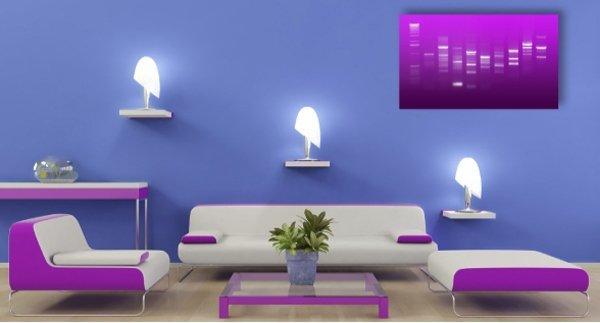 Cuadros adn de helys decoraci n del hogar for Cuadros decoracion hogar