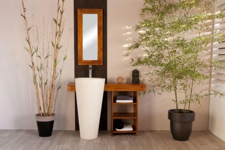 Cuarto de baño Feng Shui