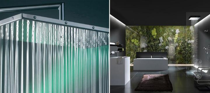 Ducha Charade de Fornara & Maulini. Duchas originales para cuartos de baño modernos