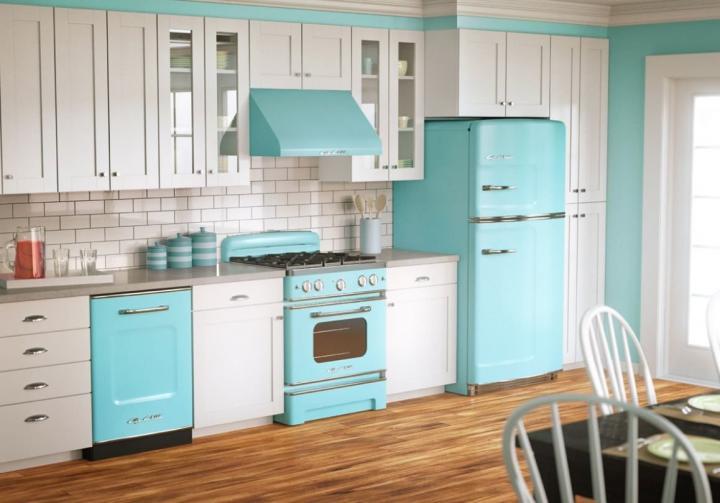 El diseño y los colores llegan a los electrodomésticos