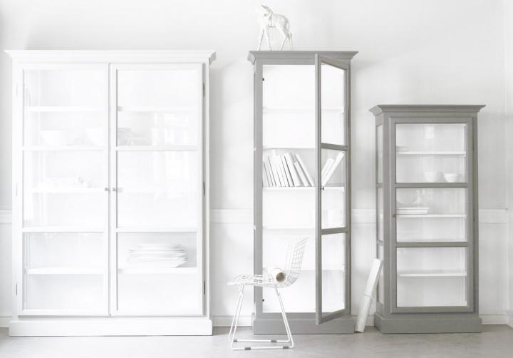 Muebles para el hogar y decoraci n de interiores for Vitrinas salon modernas