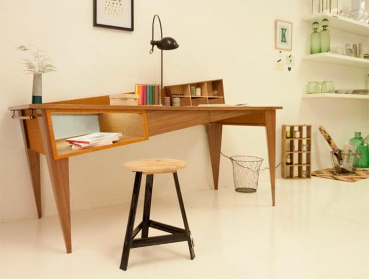 Muebles para el hogar y decoraci n de interiores for Escritorios diseno italiano