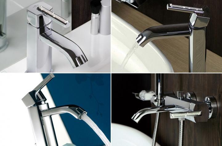 Kit De Griferia Para Baño:Griferías para baño de diseño de la firma Webert Decoración del