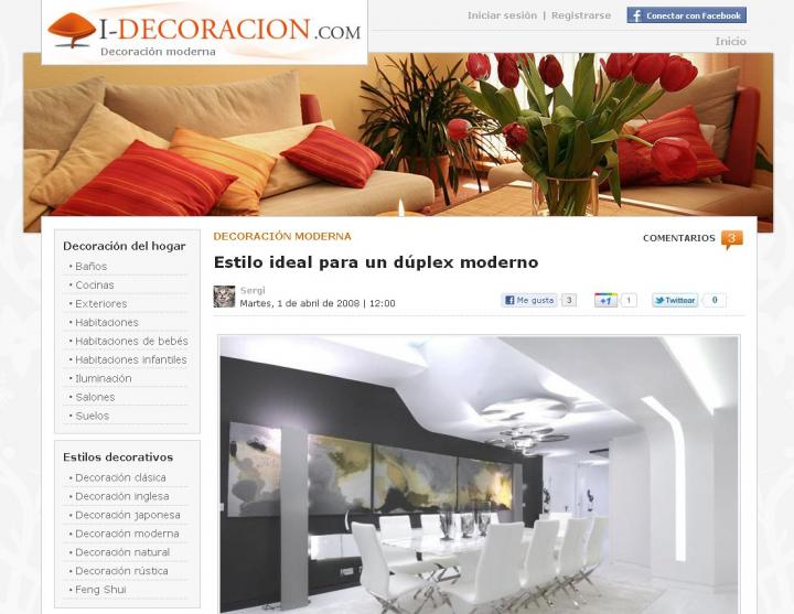 I 2 0 decoraci n del hogar for Decoracion inglesa clasica