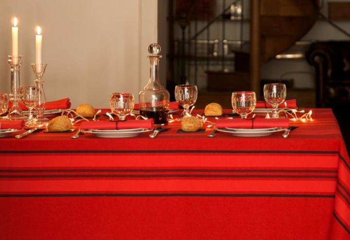 Decoraci n de la mesa para la cena de nochevieja - Ideas cena nochevieja ...