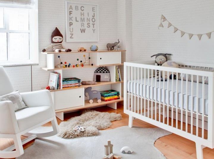 Ideas para una habitación de bebé