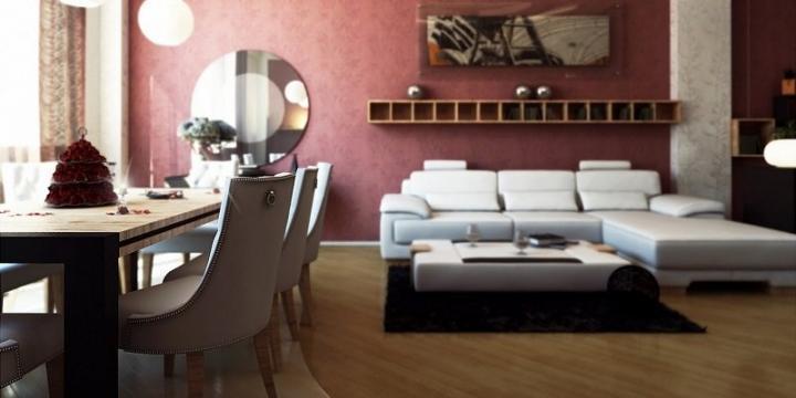 Ideas practicas para decorar un salón comedor