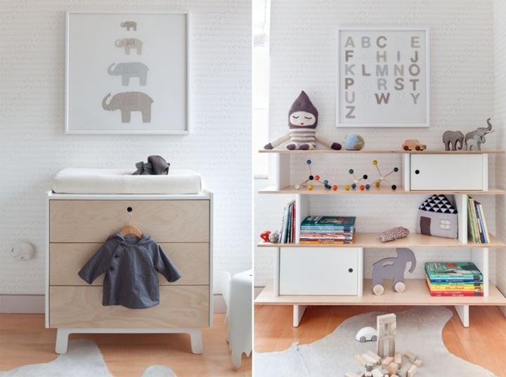 Imágenes de habitaciones de bebés