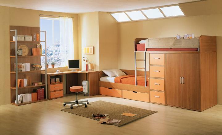 Imágenes de habitaciones infantiles Feng Shui