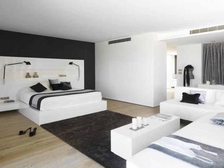 Imágenes del proyecto de interiorismo Puro Blanco