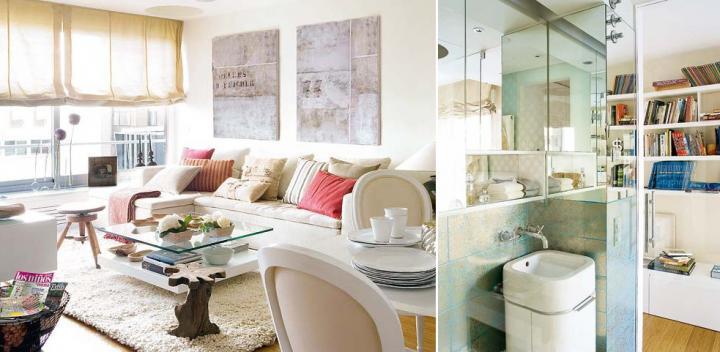 Remodelaci n de un apartamento de 53 m decoraci n del hogar for Remodelacion apartamentos pequenos