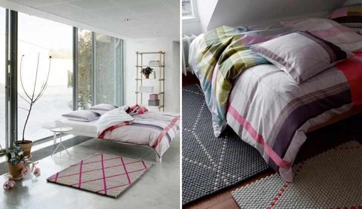 Ropa de cama de los dise adores scholten y baijings for Carrera de interiorismo y decoracion