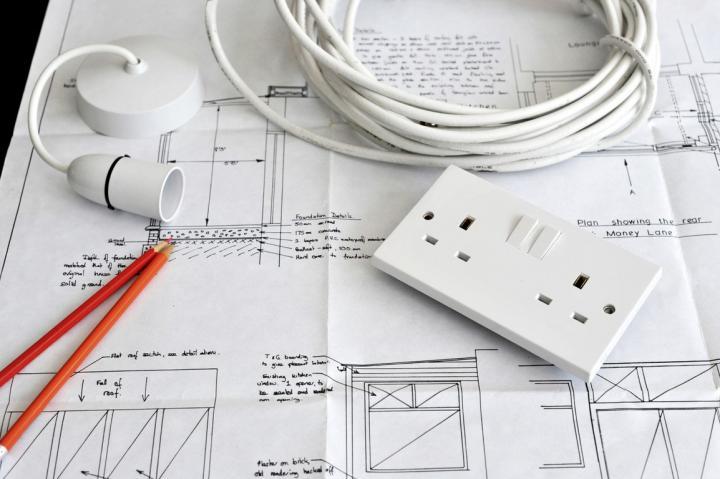 Decoraci n de interiores decoraci n infantil de muebles for Instalacion electrica de una vivienda paso a paso