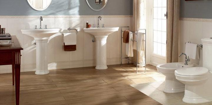 Decoraci n de ba os ideas para decorar el cuarto de ba o for Mueble para lavabo con pedestal