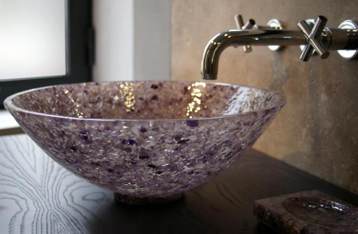 decorar el lavabo:Lavabos para decoración de baños. Ideas para decorar el lavabo y el