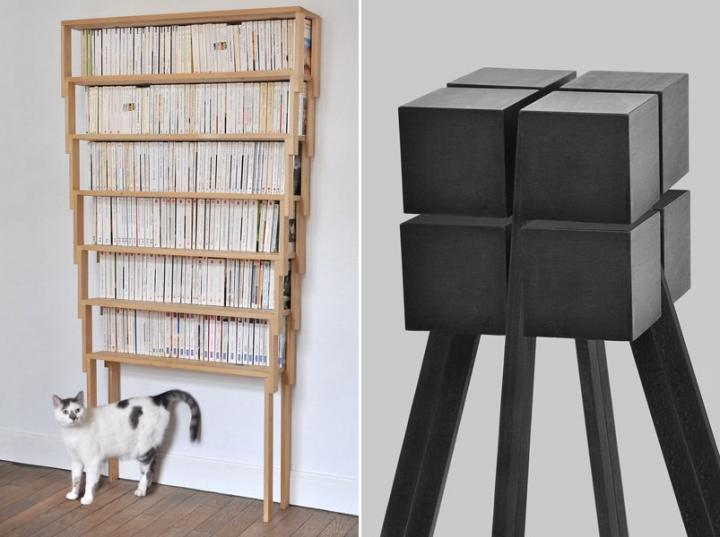 Muebles para el hogar y decoraci n de interiores mobiliario y accesorios para la casa dise o - Muebles casas pequenas ...