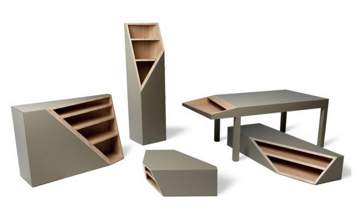 Estanter as y muebles para la decoraci n del hogar - Superstudio muebles ...