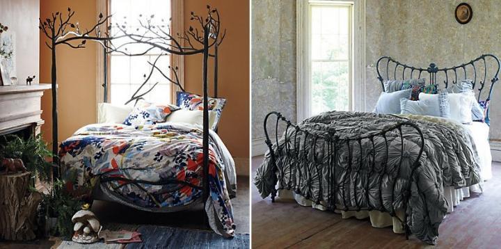Muebles de hierro forjado decoraci n del hogar for Decoracion inglesa clasica