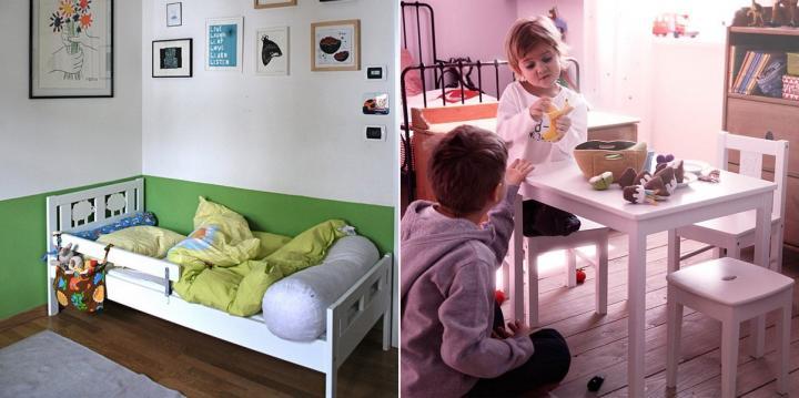 Camas y decoraci n de habitaciones mobiliario y for Personalizar muebles de ikea