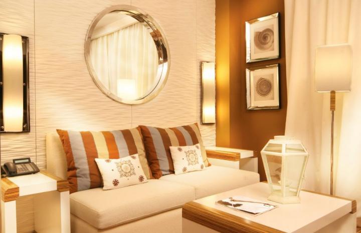 Cómo decorar un salón pequeño Decoración del hogar