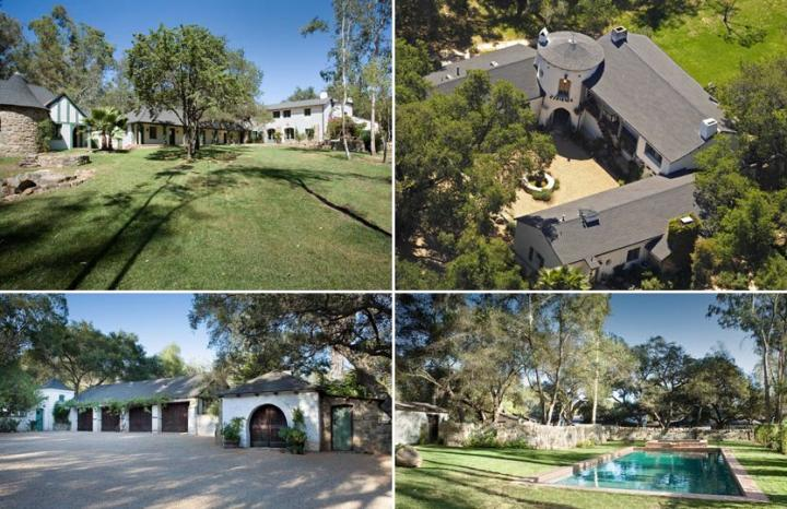 Rancho de Reese Witherspoon en California