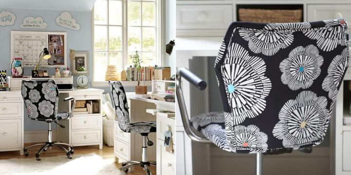 Silla de oficina Graphic Bloom Airgo