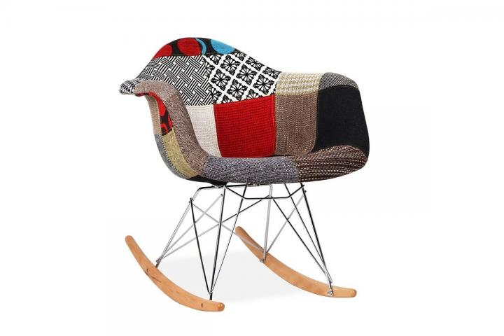 Silla RAR Rocking Chair de Charles & Ray Eames en Superestudio.com