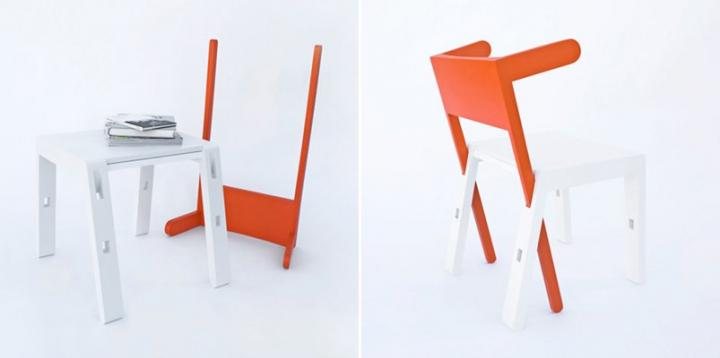 Silla Superbambi del estudio Scoope Design