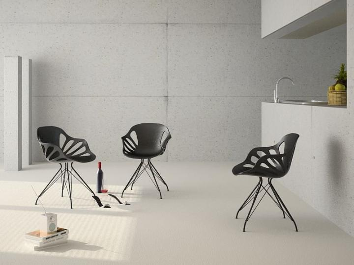 Sillas de diseño: Papillon Chair