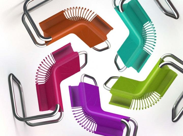 Sillas de diseño Coat Check Chair