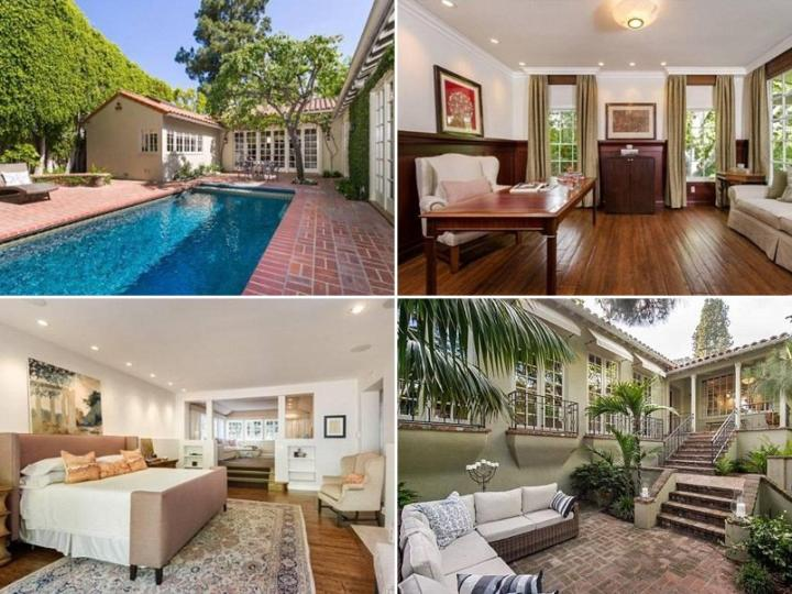 Villa de Hollywood de Jodie Foster