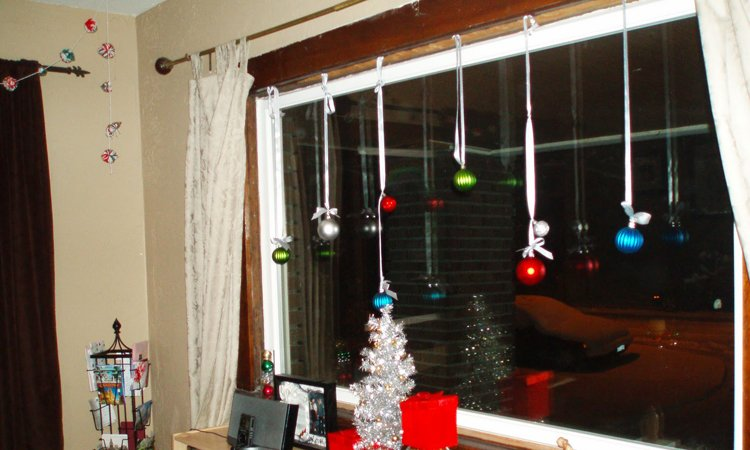Decoracion De Ventanas Exteriores Para Navidad ~ ventanas con un toque navide?o? Te he preparado 4 sencillas formas de