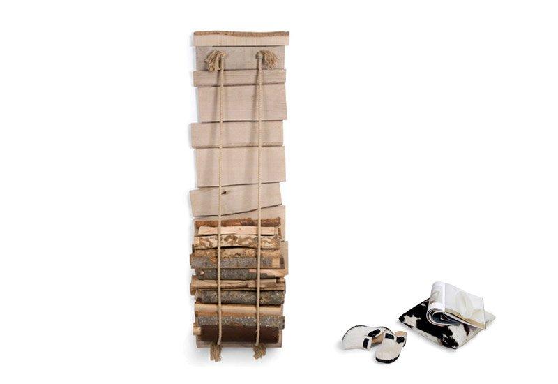 Accesorios para guardar le a de ak47 decoraci n del hogar - Mejor madera para chimenea ...