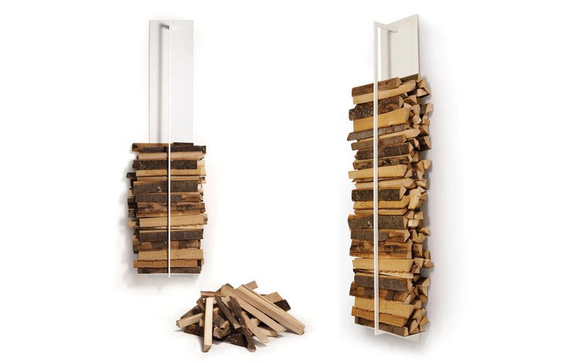 Accesorios para guardar le a de ak47 decoraci n del hogar - Accesorios chimeneas de lena ...