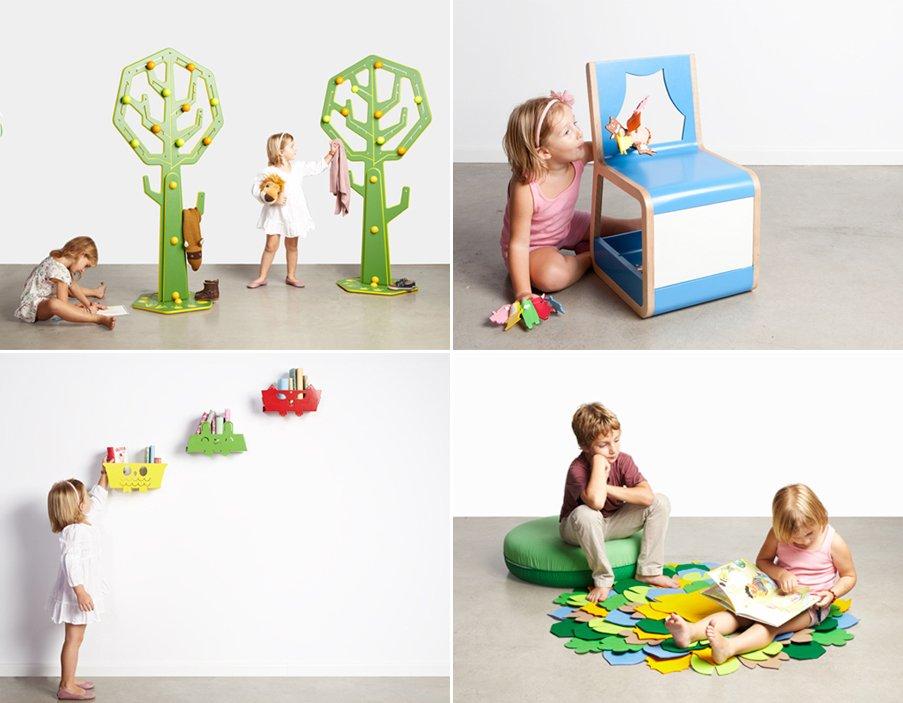 Accesorios para la decoraci�n de una habitaci�n infantil ...