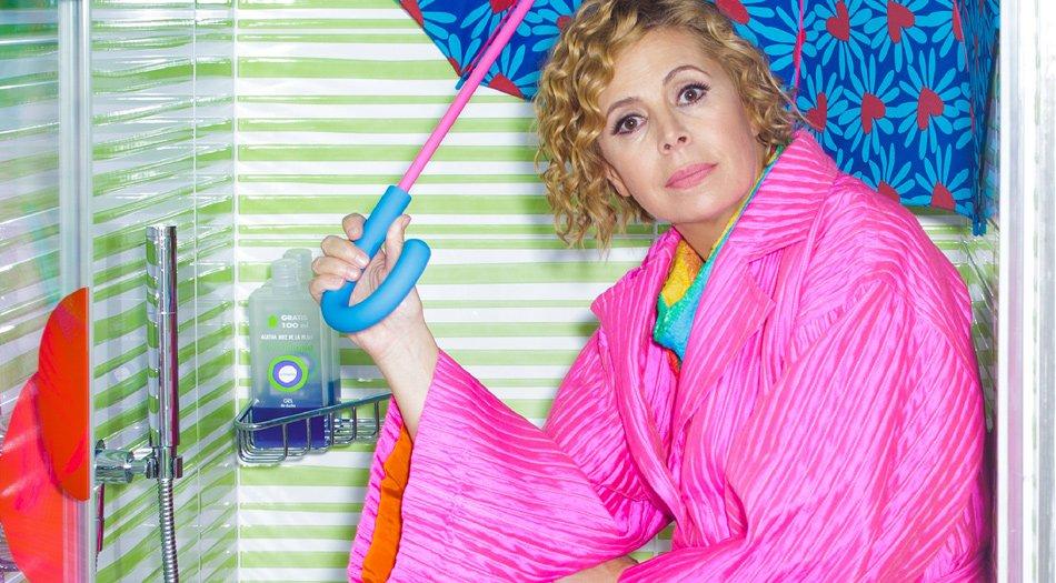 Azulejos Baños Agatha Ruiz Dela Prada:Los azulejos de diseño de Agatha Ruiz de la Prada Decoración del